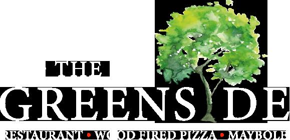 the greenside restaurant logo